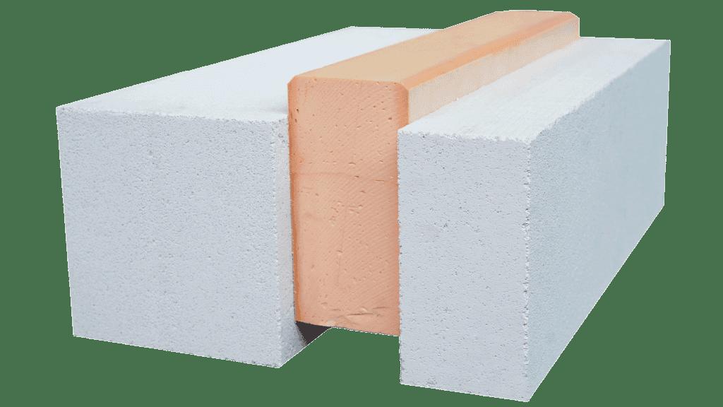 Isoblok Legiso bouwblok